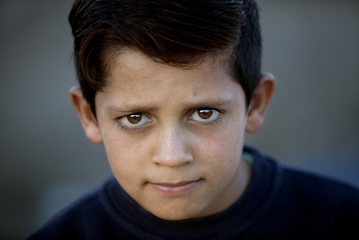 NEWS - To most Roma Children, it was the first time outside their