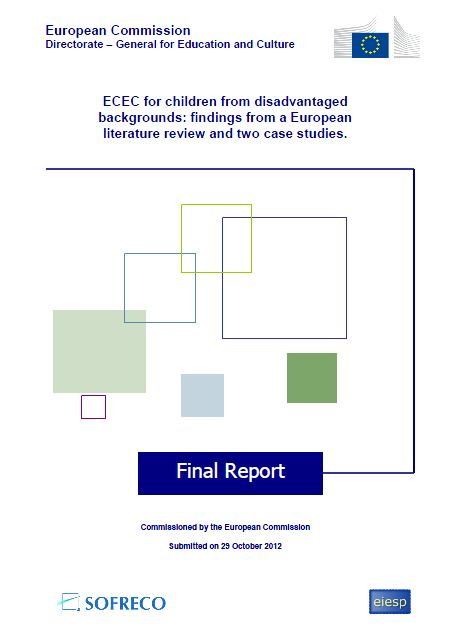 Early Childhood Education And Care Ecec >> Early Childhood Education And Care Ecec For Children From